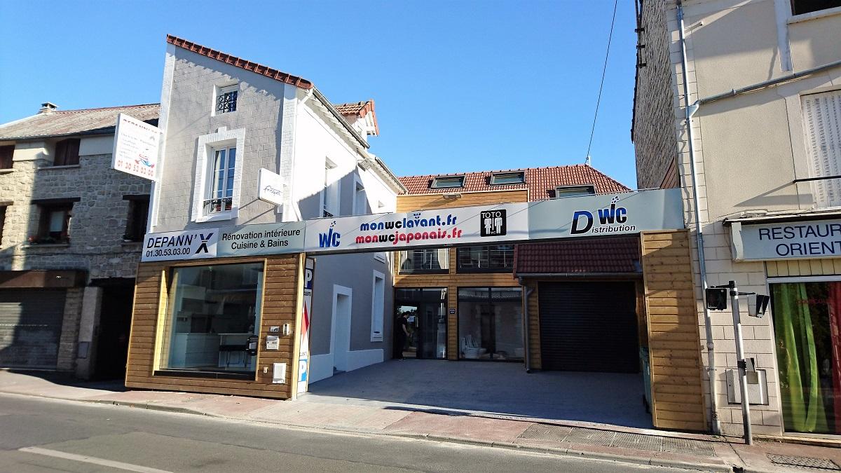 DWC distribution : magasin